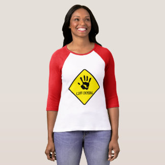 C. Diff Crossing Sign T-Shirt