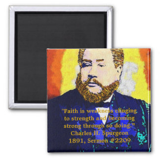 C.H. Spurgeon Metropolitan Magnet