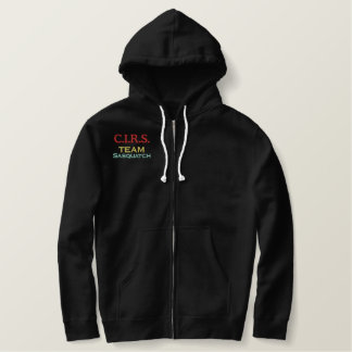 C.I.R.S. Team Sass-Q Embroidered Hoodie