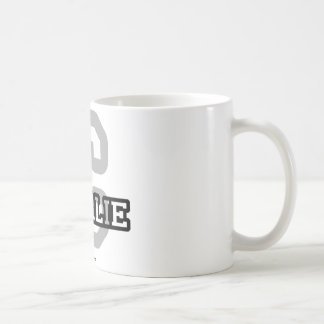 C is for Charlie Coffee Mug