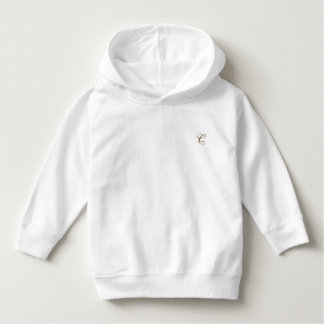 C is for Compassionate Toddler Hoodie