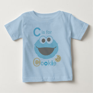 C is for Cookie Baby T-Shirt
