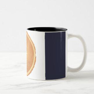 C is not an orange Two-Tone coffee mug