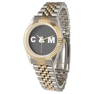C & M men`s watch