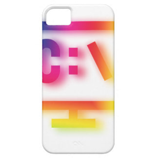 C:\ Nerds and Geeks Rejoice ! iPhone 5 Cover