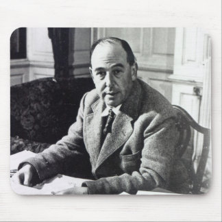 C.S. Lewis Mouse Pad