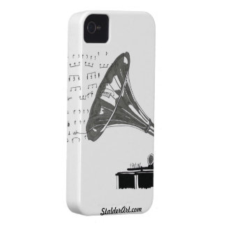 """C.Stalder's """"What's That Song?"""" Case-Mate iPhone 4 Case"""