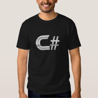 C# T-SHIRTS