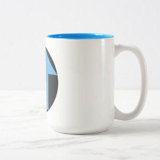 CA25UP 2-tone mug