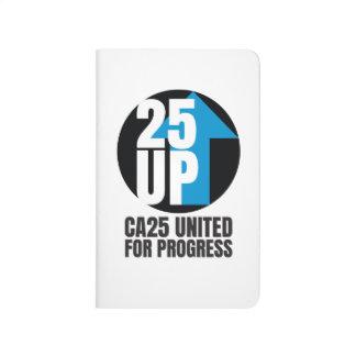 CA25UP Pocket Journal