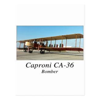 CA36 POSTCARD