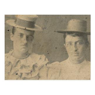 ca. 1890 postcard