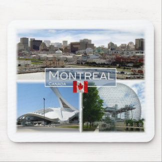CA  Canada - Montreal - Old Port - Biodôme Mouse Pad