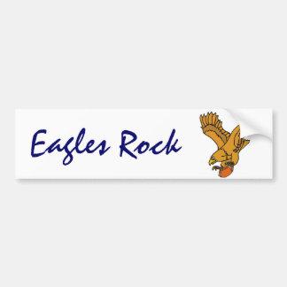 CA- Eagles Rock Bumper Sticker
