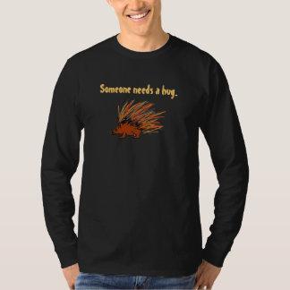 CA- Porcupine Someone needs a hug shirt