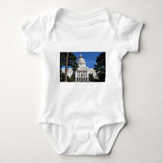 CA state capitol building - Sacramento Baby Bodysuit