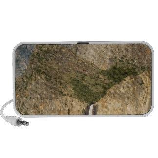CA, Yosemite NP, Bridalveil Falls Speaker System