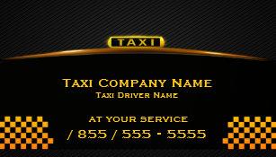Taxi business cards zazzle au cab company taxi driver business card colourmoves