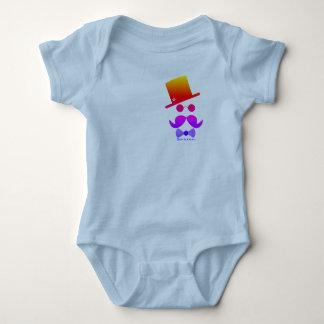 caballero1 baby bodysuit