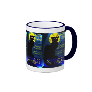Cabaret du Chat Noir Ringer Mug