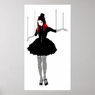 cabaret marionette poster
