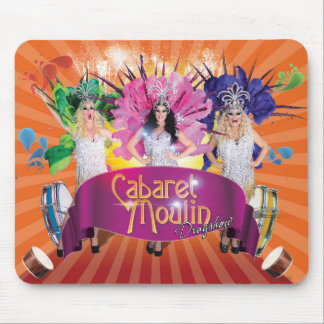 Cabaret Moulin Mouse Pad