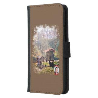 Cabazos Samsung Galaxy S5 Wallet Case