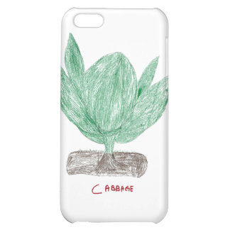 Cabbage Case For iPhone 5C