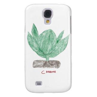 Cabbage Galaxy S4 Case