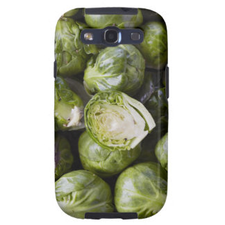 Cabbage Vegetable Food Food And Drink Galaxy S3 Cases
