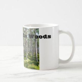 Cabbin' in the Woods Mug