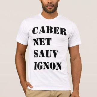 Cabernet Sauvignon Wine Shirt