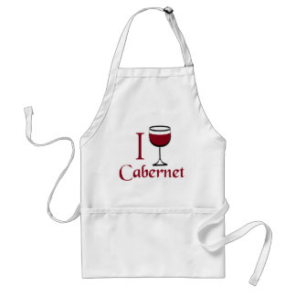 Cabernet Wine Lover Gifts Aprons