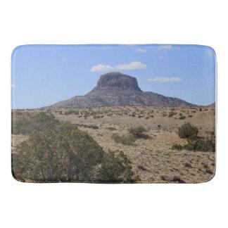 Cabezon Peak, New Mexico Bath Mat