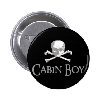 Cabin Boy Buttons