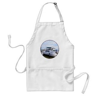 Cabin Cruisers by Founders Park Alexandria VA Aprons