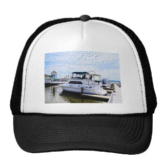 Cabin Cruisers by Founders Park Alexandria VA Trucker Hat