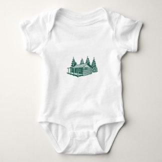 Cabin in the Woods... Baby Bodysuit