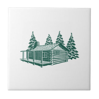 Cabin in the Woods... Tile