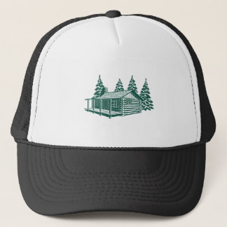 Cabin in the Woods... Trucker Hat
