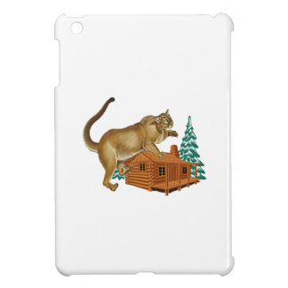 Cabin Pounce iPad Mini Case