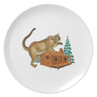 Cabin Pounce Plate