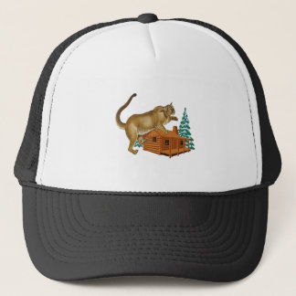 Cabin Pounce Trucker Hat