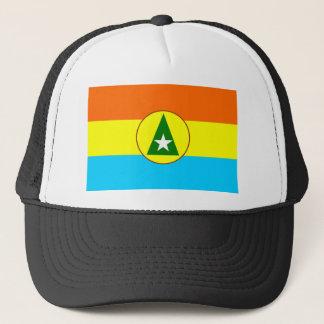 Cabinda region Angola flag symbol Trucker Hat