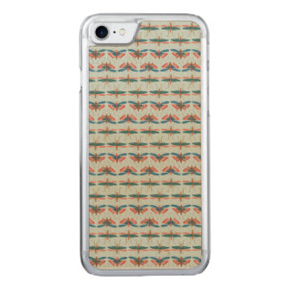 Cabinet de Seba Insect Pattern Carved iPhone 8/7 Case