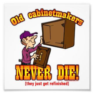 Cabinetmakers Art Photo