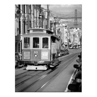 Cable Car Postcard