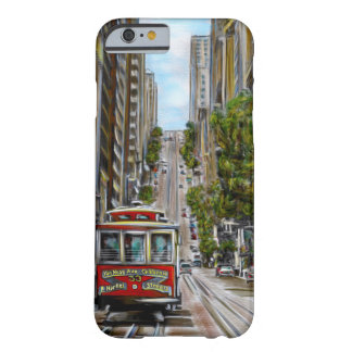 Cable Car, San Francisco iPhone 6 Case