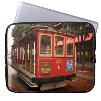 Cable Car San Francisco Case Laptop Computer Sleeves