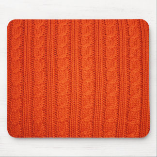 Cable Knit Mouse Pad